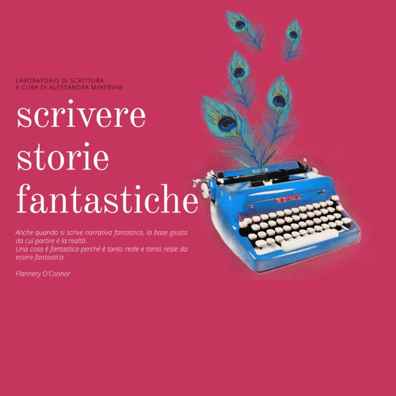 scrivere storie fantastiche - info